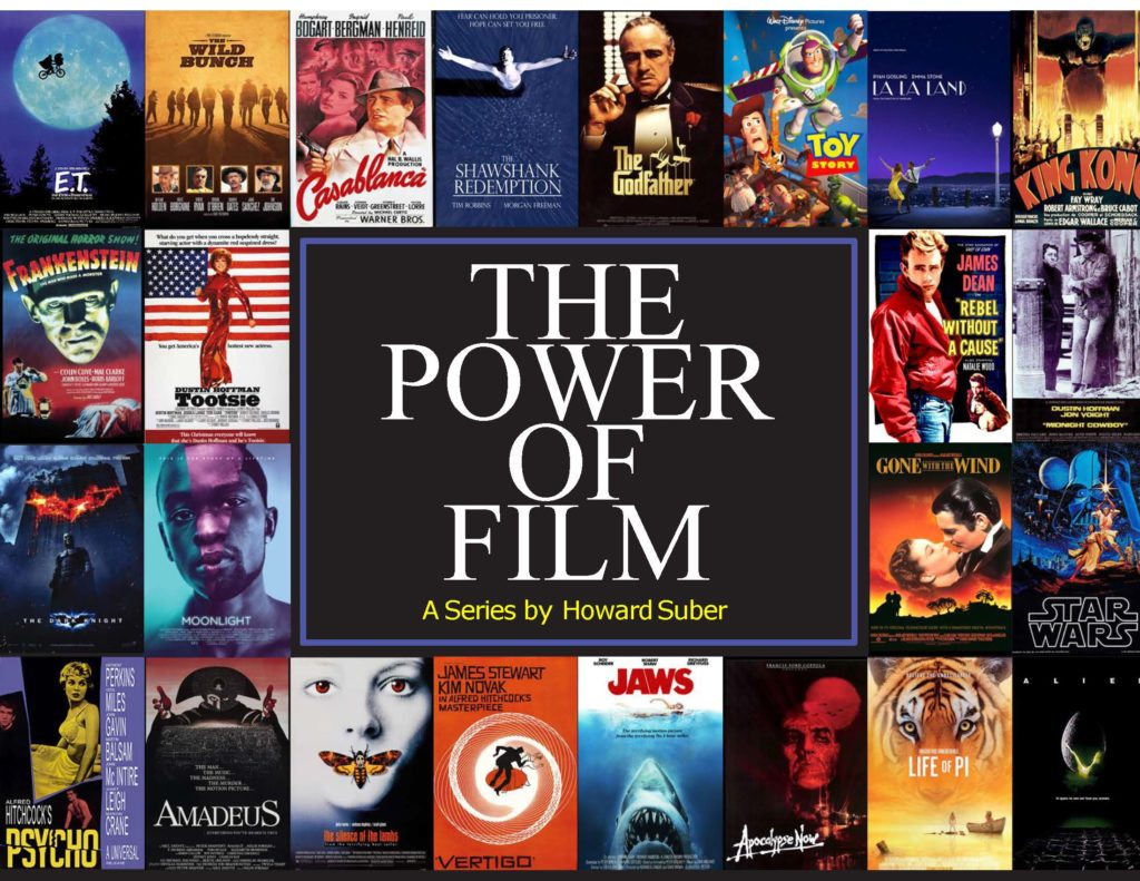THE POWER OF FILM series